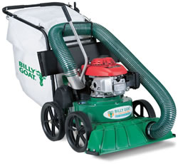 Image of Billy Goat 69cm Self Propelled Lawn & Litter Vacuum