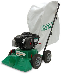 Image of Billy Goat 51cm Push Garden Vacuum