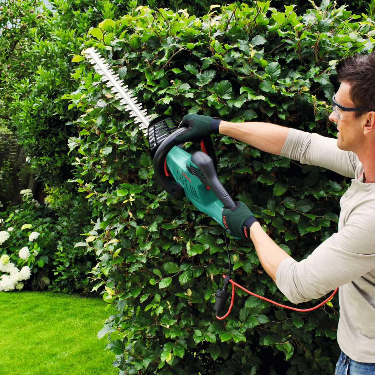 Extra image of Bosch Electric Hedge Trimmer - AHS 50-26