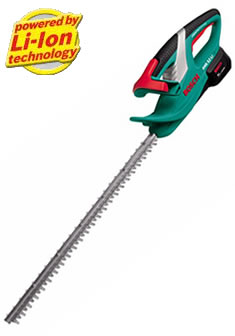 Bosch Cordless Hedge Trimmer - AHS 52 Li