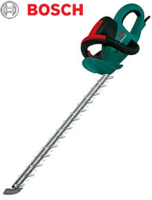 Bosch Electric Hedge Trimmer With Free Collecto - AHS 6000 Pro-T