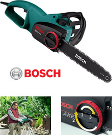 Bosch Chainsaw Ake 35 19s With Free Replacement Chain