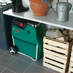 Extra image of Bosch 2500W Quiet Garden Shredder, Free Loppers, AXT 25TC