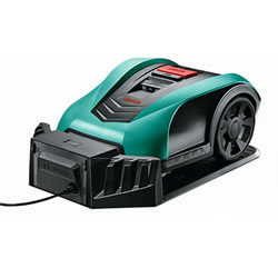 Small Image of Bosch Indego 400 Connect  Robotic Lawn Mower