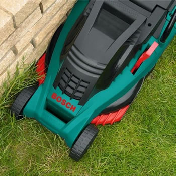 Extra image of Bosch Electric Lawn Mower - Rotak 37 Ergoflex