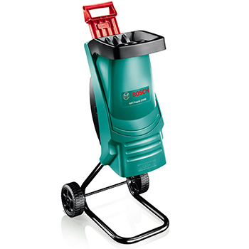 Image of Bosch Rapid Garden Shredder - 2200W + Free Collection Bag