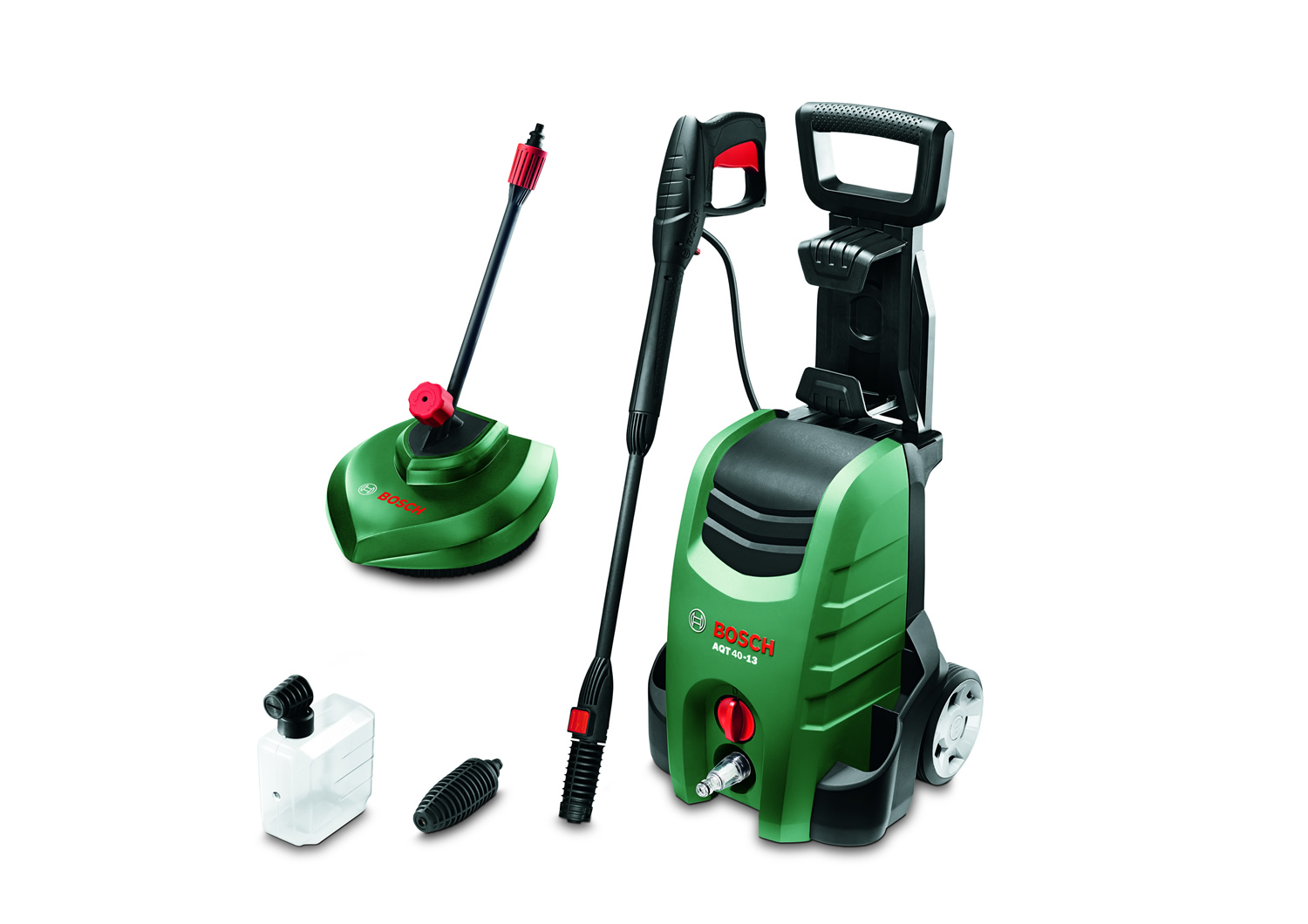 Extra image of Bosch Pressure Washer AQT 40-13