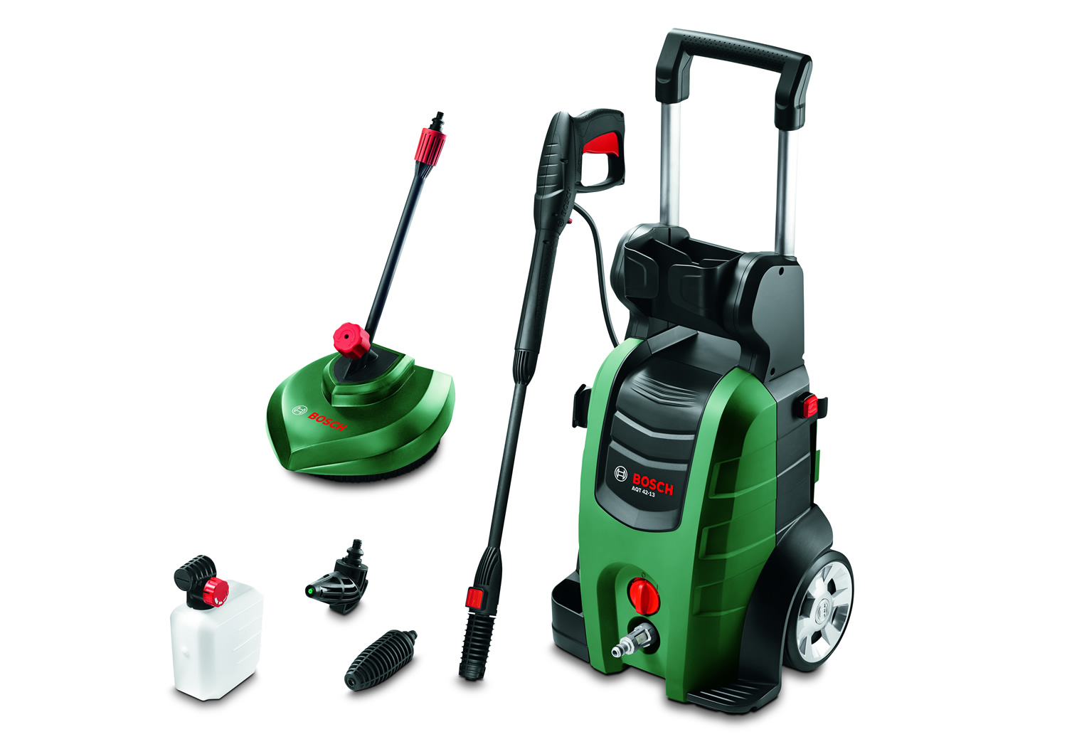 Extra image of Bosch Pressure Washer AQT 42-13