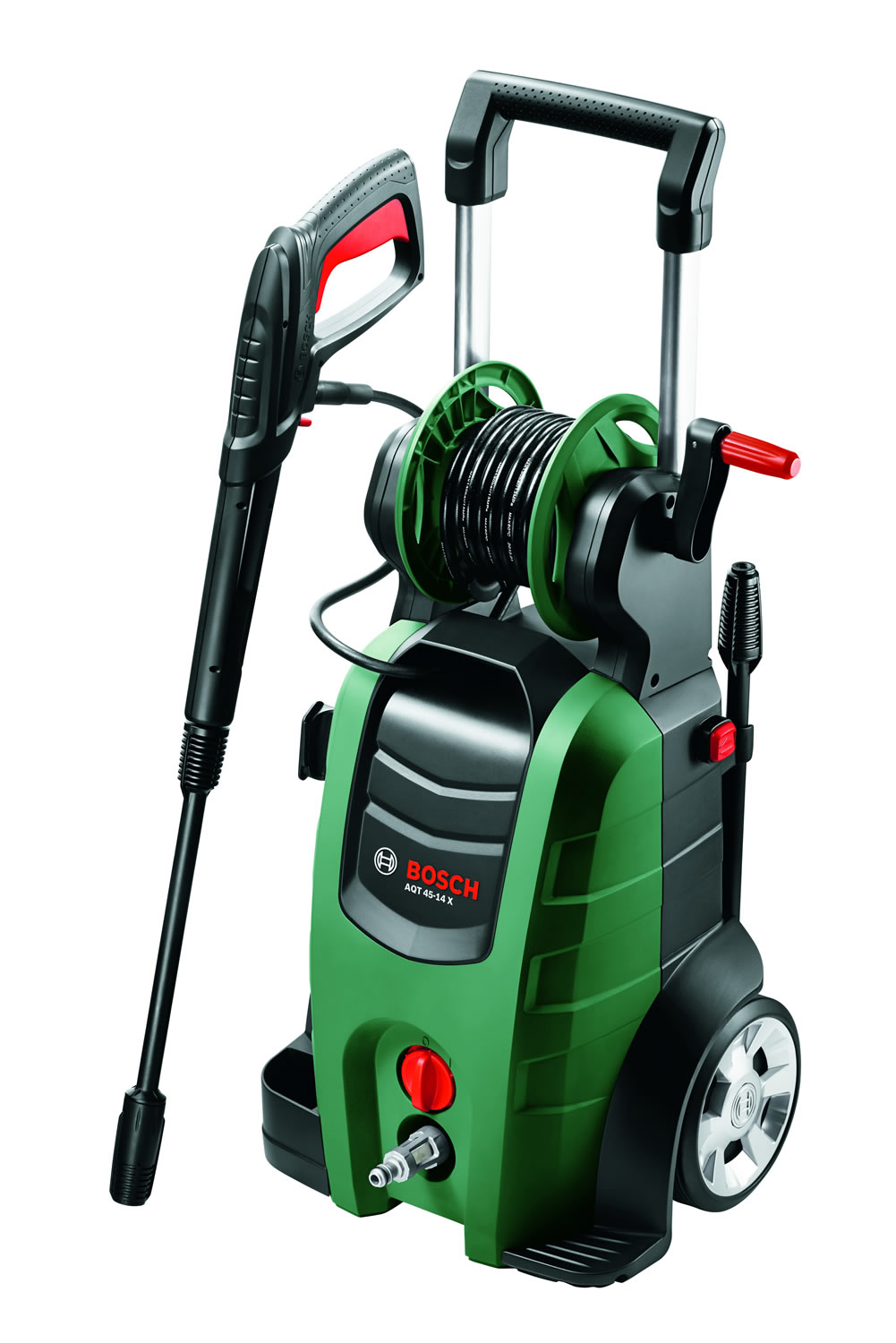 View the bosch pressure washer aqt 45 14 x for H2o power x