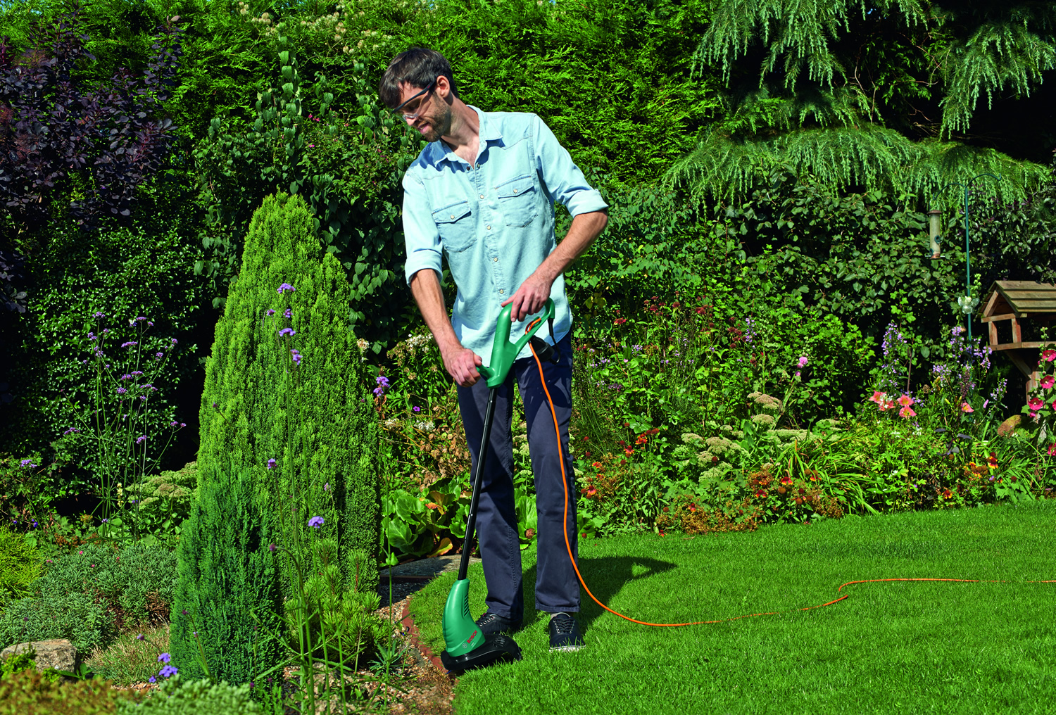 Extra image of Bosch ART 23 SL Electric Grass Trimmer