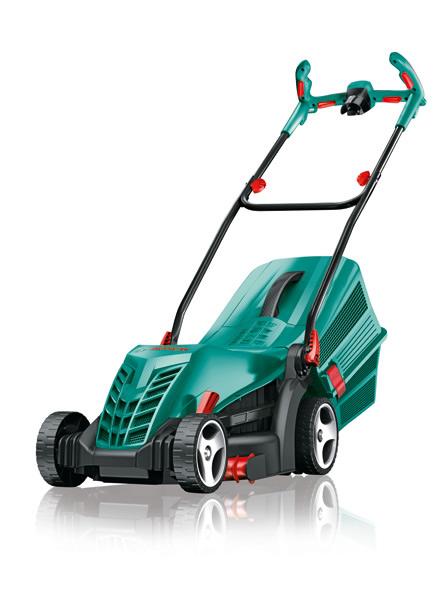 bosch lawn mower rotak 36 r ergoflex garden4less uk shop. Black Bedroom Furniture Sets. Home Design Ideas
