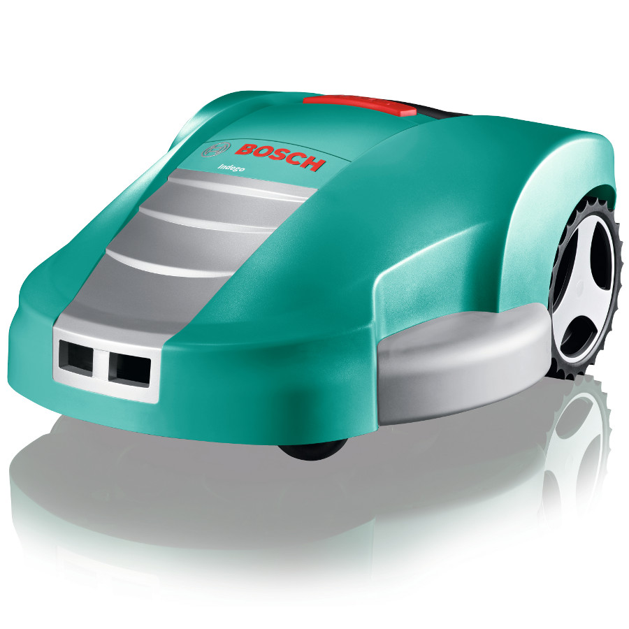 Indego Cordless Robotic Lawnmower 163 1099 Garden4less Uk