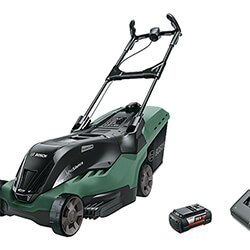Extra image of Bosch AdvancedRotak 36-750 Cordless Lawn Mower