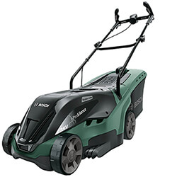 Small Image of Bosch Universal Rotak 36-550 Cordless Lawnmower - no battery pack/charger