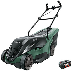 Extra image of Bosch Universal Rotak 36-550 Cordless Lawnmower