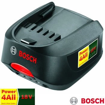 Image of Bosch 14.4v 1.3Ah Lithium-ion Battery