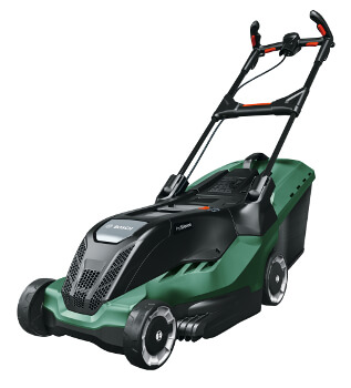 Image of Bosch Advanced Rotak 650 Electric Lawn Mower