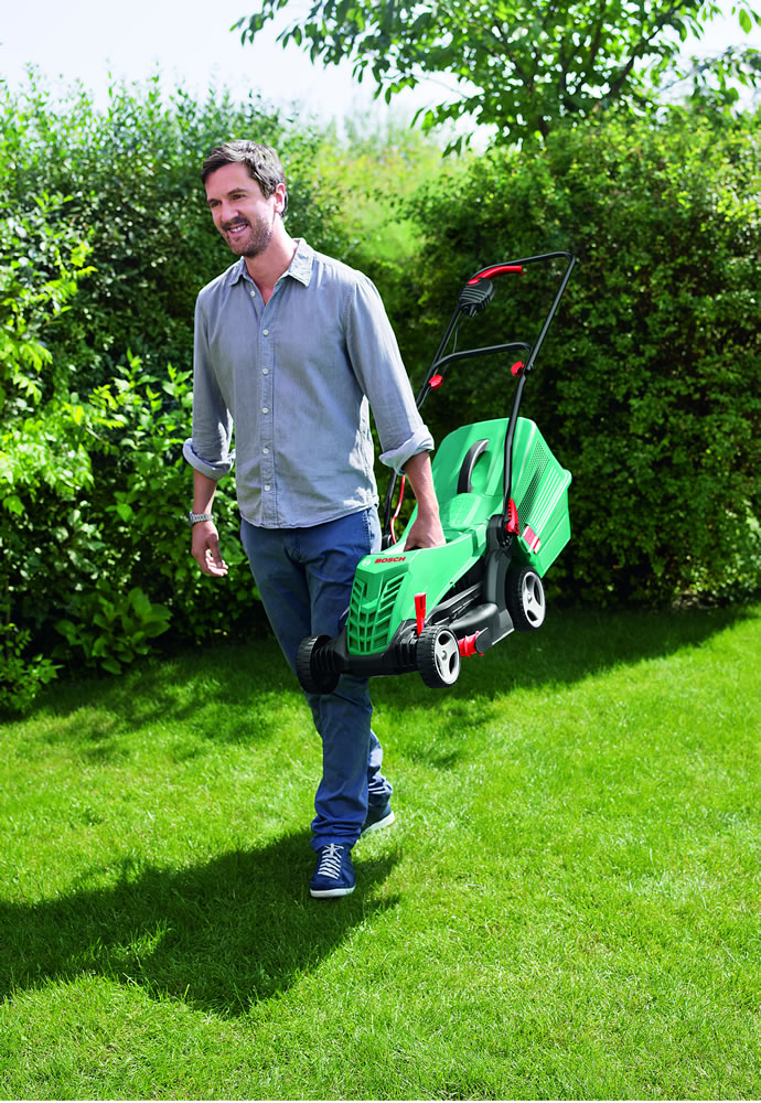 Extra image of Bosch Lawn Mower Rotak 34R