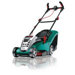 Bosch Electric Lawn Mower - Rotak 37li Ergoflex with free extra blade
