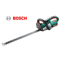 Small Image of Bosch Cordless Hedge Trimmer AHS 54-20 Li with Free Accesories