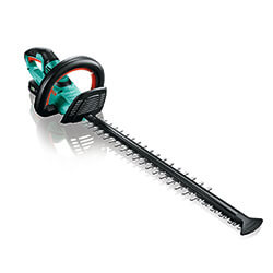 Small Image of Bosch UniversalHedgeCut 18-550 Cordless hedgecutter - 2 Batterues