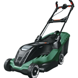 Small Image of Bosch Advanced Rotak 650 Electric Lawn Mower
