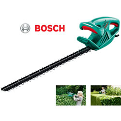Small Image of Bosch Electric Hedge Trimmer - AHS 60-16 with Free Collecto