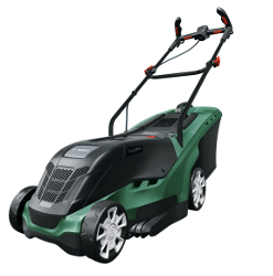 Small Image of Bosch UniversalRotak 550 Electric Lawn Mower