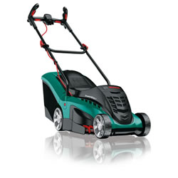 Small Image of Bosch Electric Lawn Mower - Rotak 37 Ergoflex
