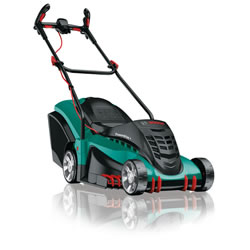 Small Image of Bosch Electric Lawn Mower - Rotak 40 Ergoflex with free extra blade