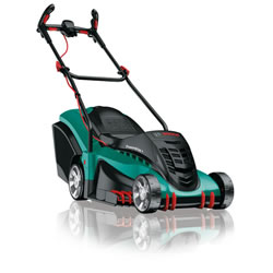 Small Image of Bosch Electric Lawn Mower - Rotak 43 Ergoflex with free extra blade