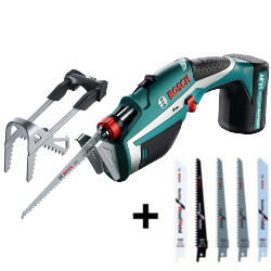 Image of Bosch Keo Cordless Garden Saw Set