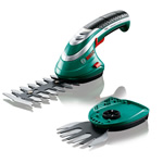 Bosch Isio III Shape and Edge Cordless Shears