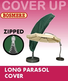 Image of Bosmere Sail Parasol Cover - C599