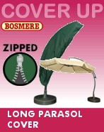 Small Image of Bosmere Sail Parasol Cover - C599