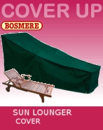 Bosmere Premier Large Sunbed Cover - P039