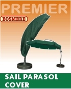 Small Image of Bosmere Sail Parasol Premier Cover - P071