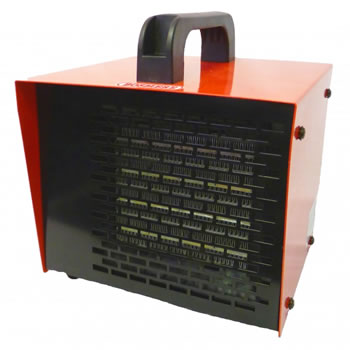 Image of Bosmere 2kw Electric Greenhouse Heater