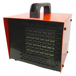 Small Image of Bosmere 2kw Electric Greenhouse Heater