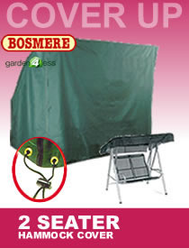 Image of 2 Seater Hammock Cover - Bosmere C500
