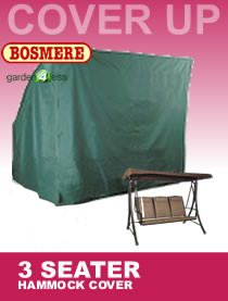 Image of 3 Seater Hammock Cover - Bosmere C505