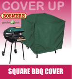 Small Image of Universal Square BBQ Cover - Bosmere C705