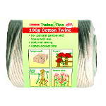 Small Image of Bosmere Cotton Twine - 100g