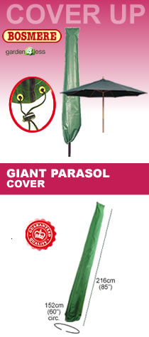 Image of Bosmere Giant Parasol Cover - C596
