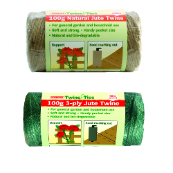 Image of Bosmere Jute Twine - 100g