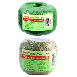 Image of Bosmere Green Jute Twine - 250g