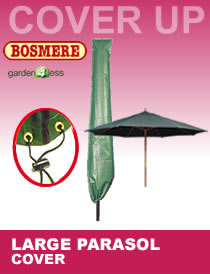 Image of Bosmere Large Parasol Cover - C590
