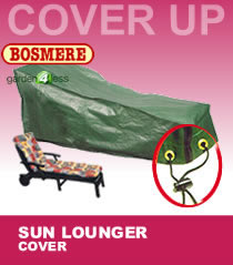 Image of Bosmere Sun Lounger Cover - C565