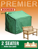 Small Image of Premier Bench Cover (3 seater) - P050