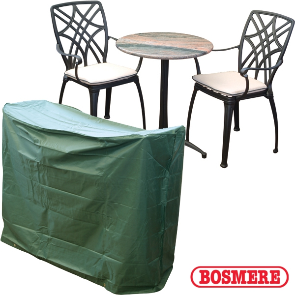 Reviews for bistro set cover bosmere c511 at for Gardening 4 less reviews